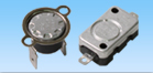 Versatile bimetallic thermostats available for a wide variety of applications
